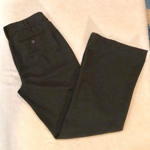 Ann Taylor LOFT Julie Black Dress Pants Size 6